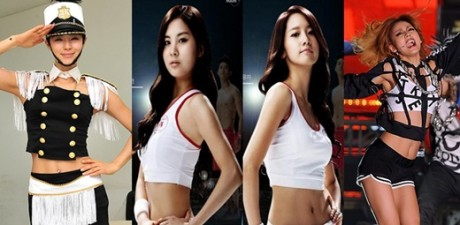 Seohyun celebrity fanboys